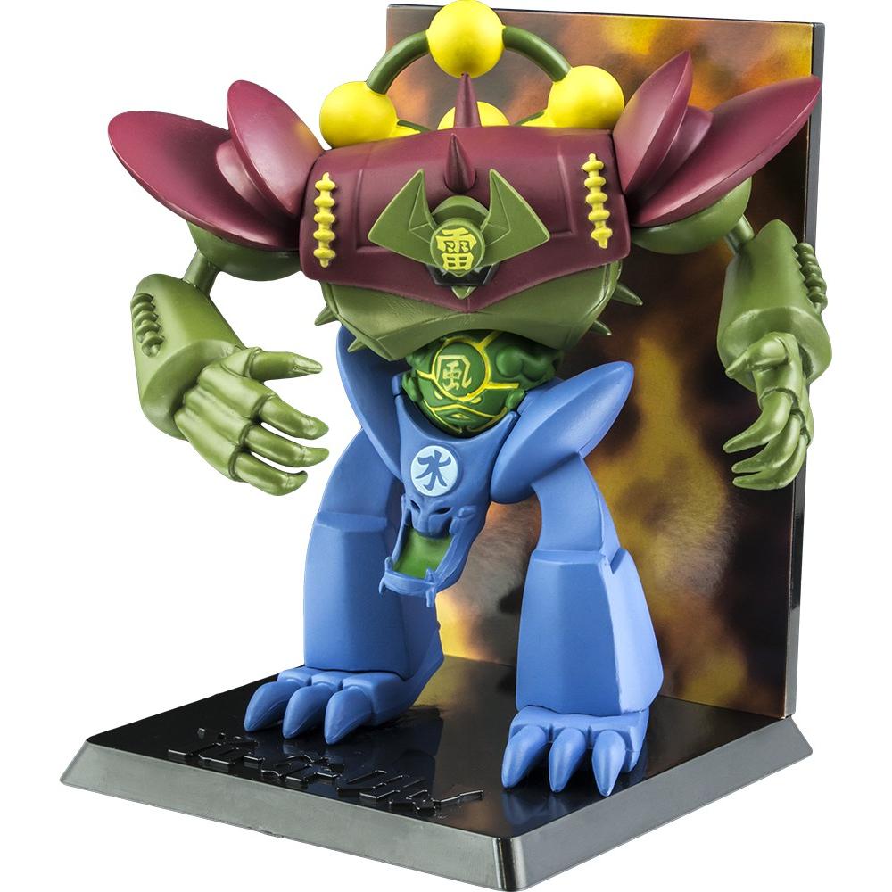 Yu-Gi-Oh! The Dark Side of Dimensions - Figurine Gardien De La Porte