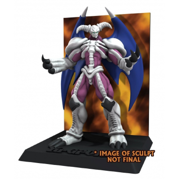 Yu-Gi-Oh! The Dark Side of Dimensions - Figurine Crâne Invoqué