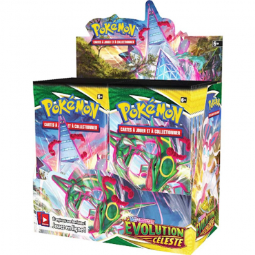 Pokémon - Boîtes de 36...