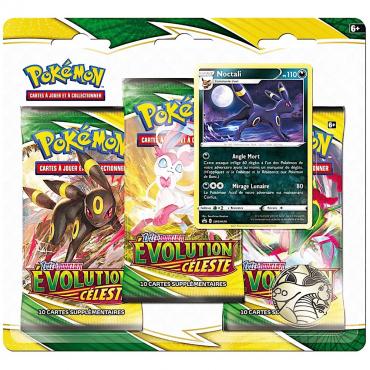 Pokémon - Pack de 3...