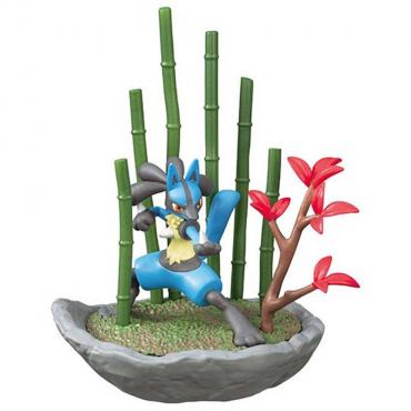Pokémon - Figurine Lucario...