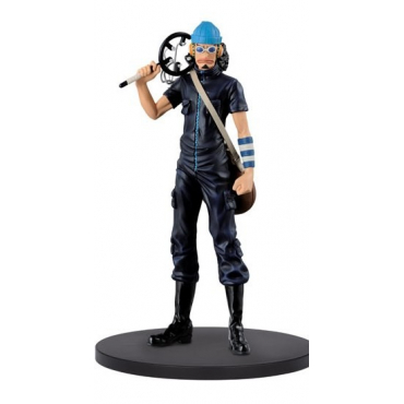 One Piece Gold - Figurine Usopp Grandline Men