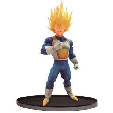 Dragon Ball Z  - Figurine Vegeta Super Saiyan Scultures Big Vol.6