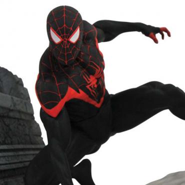Marvel - Figurine Miles...