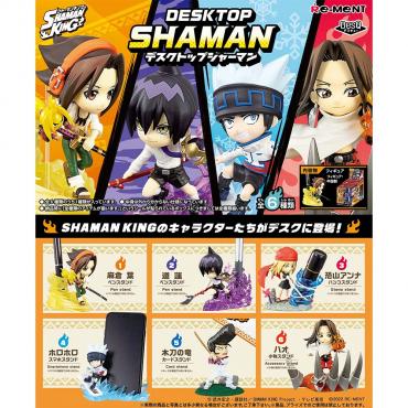 Shaman King - Pack de 6...
