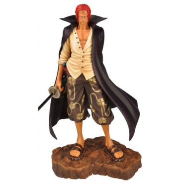 One Piece - Figurine Shanks Le Roux Ichiban Kuji Lot A