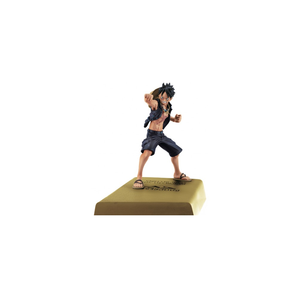 One Piece - Figurine Monkey.D Luffy Manhood DXF