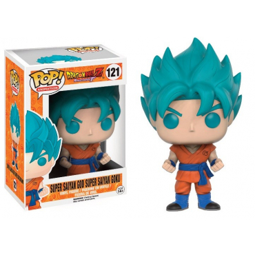 Dragon Ball Super - POP Goku Super Saiyan God Super Saiyan