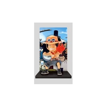 One Piece - Figurine Ace Ichiban Kuji Lot E