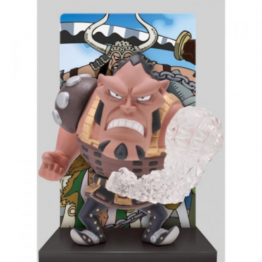 One Piece - Figurine Jozu Ichiban Kuji Lot E