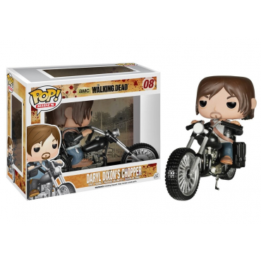 The Walking Dead - POP Daryl Dixon's Chopper