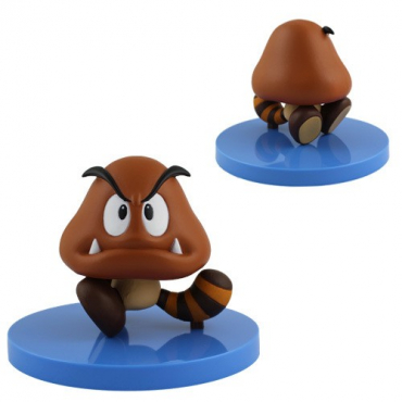 Super Mario 3d Land - Figurine Goomba