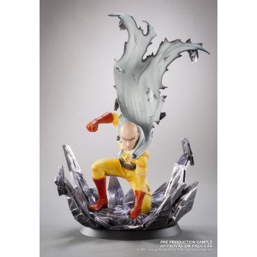 One Punch Man - Figurine Saitama XTRA