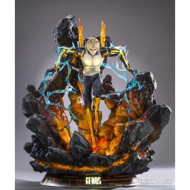 One Punch Man - Figurine Genos HQS