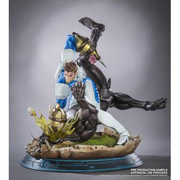 Terra Formars - Figurine Shokichi Komachi HQS