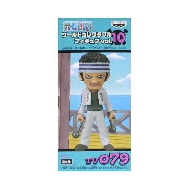 One Piece - Figurine Gin WCF TV079