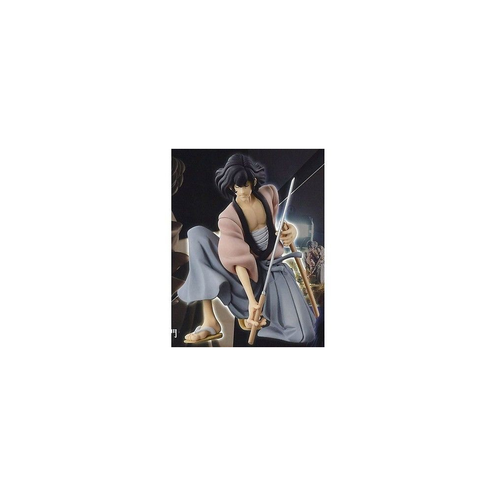 Lupin The Third - Figurine Goemon Ishikawa Creator X Creator