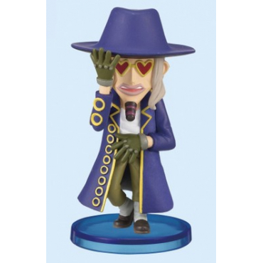 One Piece - Figurine Jango WCF TV069