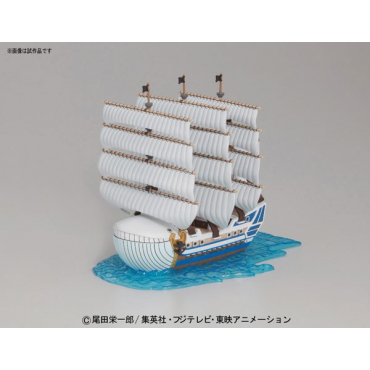 One Piece - Maquette Mobydick Grandline Ship
