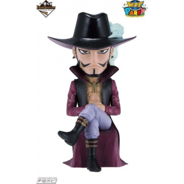 One Piece - Figurine Mihawk Ichiban Kuji WCF Party