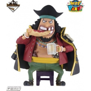 One Piece - Figurine Marshall D Teach Ichiban Kuji WCF Party