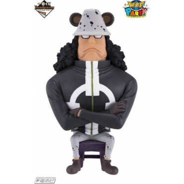 One Piece - Figurine Kuma Ichiban Kuji WCF Party