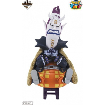 One Piece - Figurine Moria Ichiban Kuji WCF Party