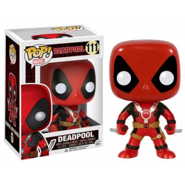 Marvel - POP Deadpool
