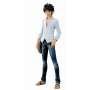 One Piece - Figurine Moneky D Luffy Jeans Freak The Last World