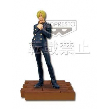 One Piece - Figurine Sanji Ichiban Kuji Romance Dawn