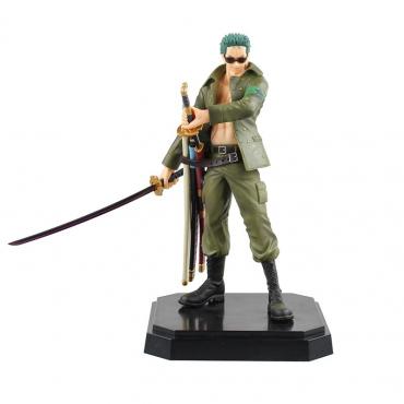 One Piece - Figurine Zoro Roronoa Ichiban kuji military Style