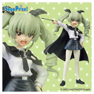 Girls And Panzer - Figurine Anchovy