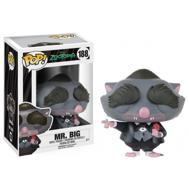 Zootopia - POP MR. Big