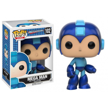 Mega Man - POP Megan Man