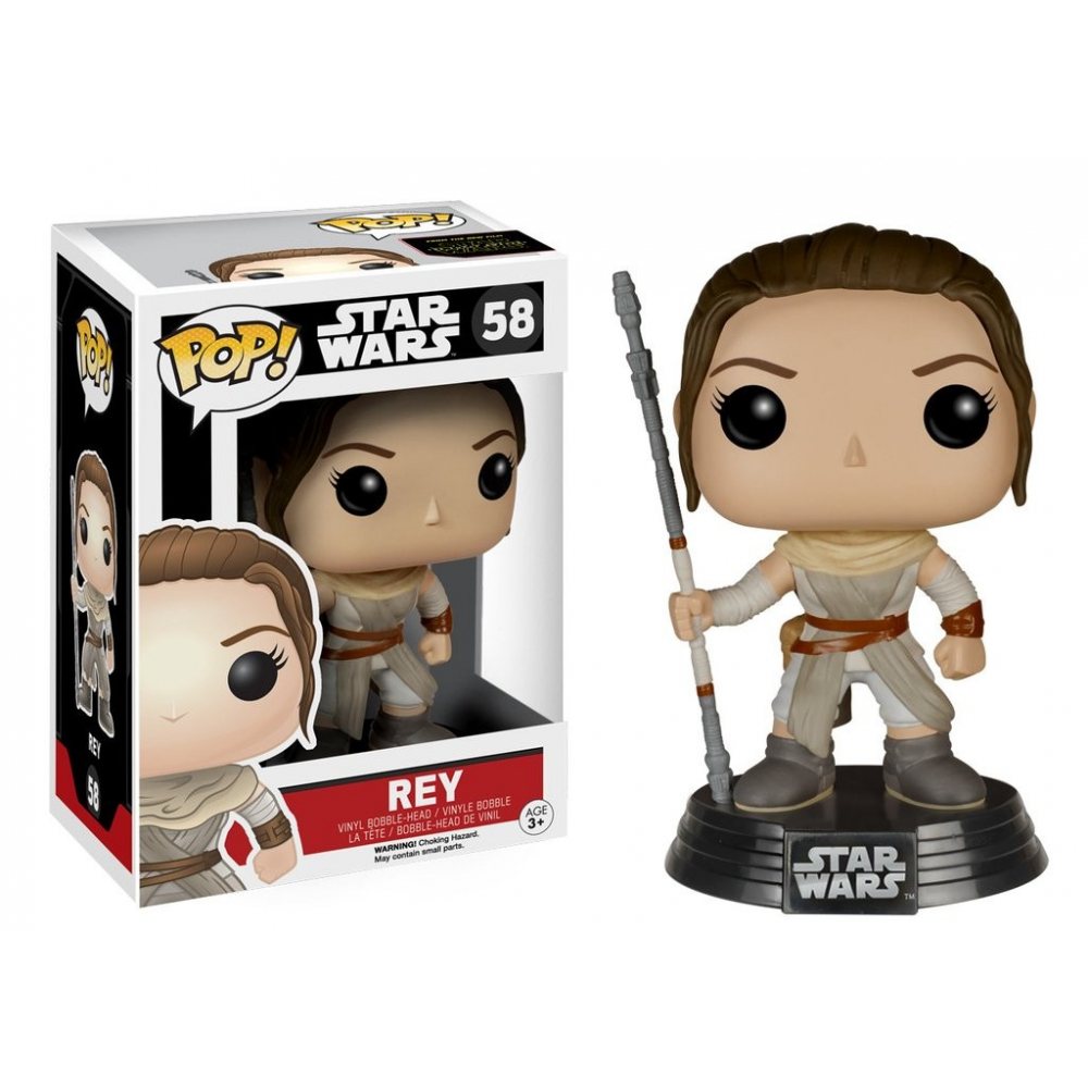 Star Wars - POP Rey