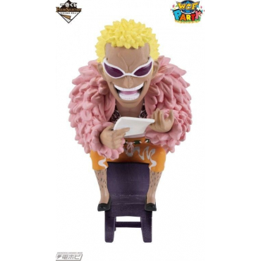 One Piece - Figurine Doflamingo Ichiban kuji Lot D WCF Party