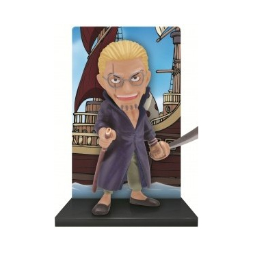 One Piece - Figurine Silver Rayleigh Ichiban kuji Lot F