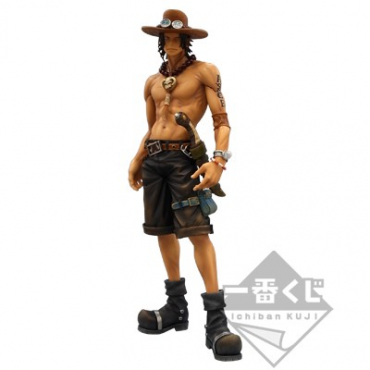 One Piece - Figurine Ace Master Stars Piece Suprême