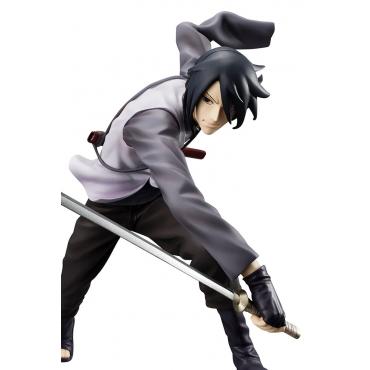 Naruto - Figurine Sasuke Uchiha GEM