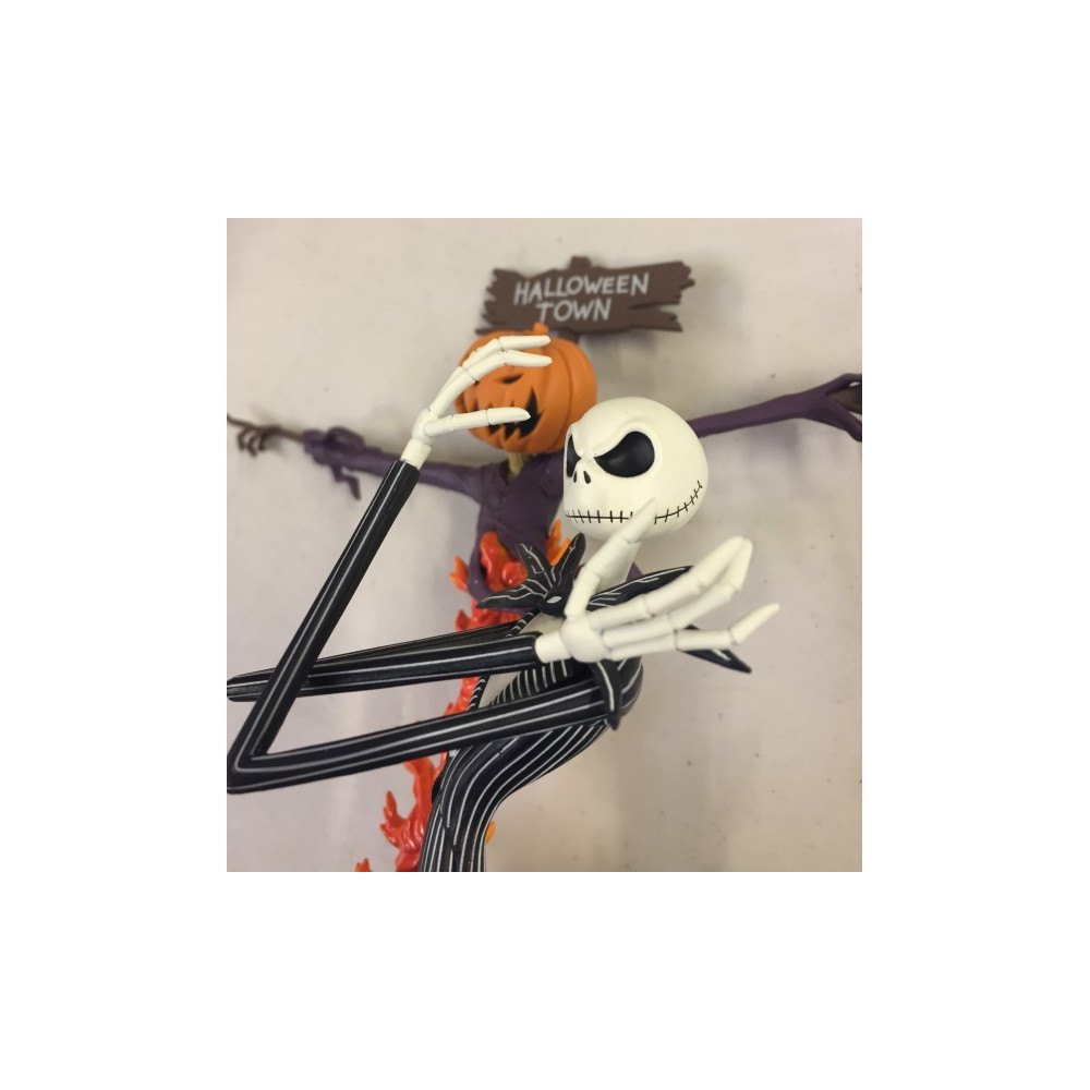 L'etrange Noëm de Mr Jack - Figurine Jack Skellington