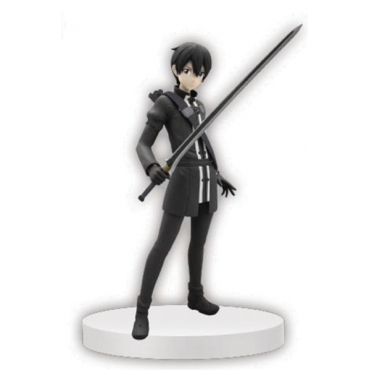 Sword Art Online Le Film - Figurine Kirito Ordinal Scale Version B
