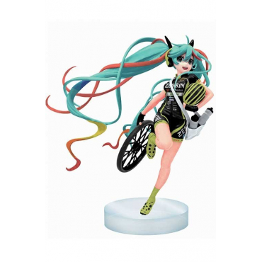 Vocaloid - Figurine Hatsune Miku Racing Team Ukyo 2016