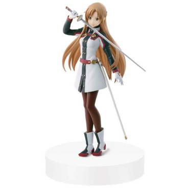 Sword Art Online - Figurine Asuna Ordinal Scale SQ Collection version A