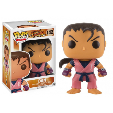 Street Fighter - POP Dan