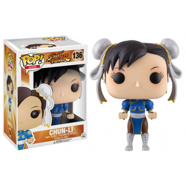 Street Fighter - POP Chun Li