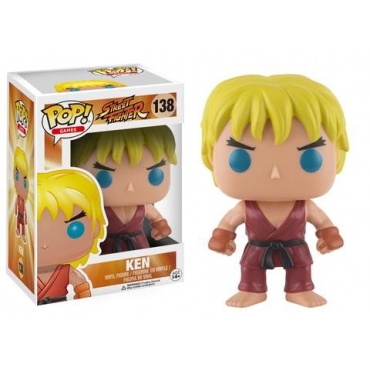 Street Fighter - POP Ken