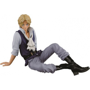 One Piece - Figurine Sabo Special Scultures Big