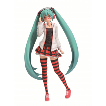 Vocaloid - Figurine Hatsune Miku Project Diva Super Natural