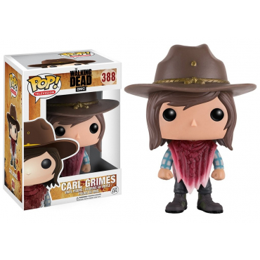The Walking Dead - POP Carl Grimes