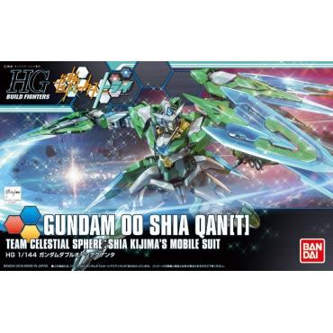 Gundam - Maquette 1/144 00 Shia Qan T Team Celestail Sphere